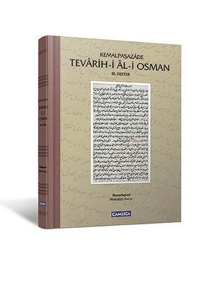 Tevarih-i Al-i Osman 3.defter