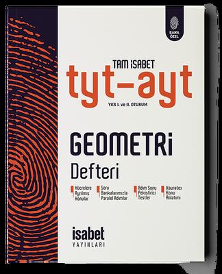 Tyt - Ayt Geometri Defteri