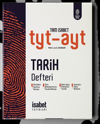 Tyt - Ayt Tarih Defteri
