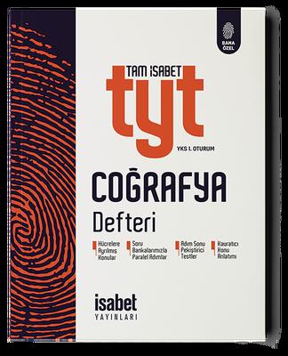 TYT Coğrafya Defteri
