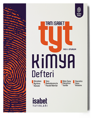 TYT Kimya Defteri