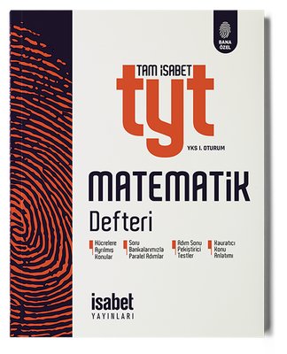 Tyt Matematik Defteri