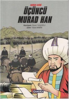 Üçüncü Murad Han (K.kapak)