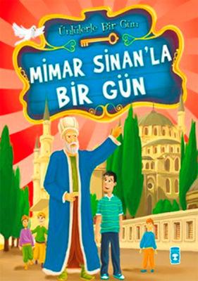 Ünlülerle Bir Gün Set Mimar Sinan'la Bir Gün