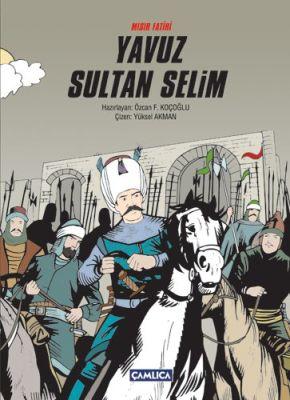 Yavuz Sultan Selim (K.kapak)