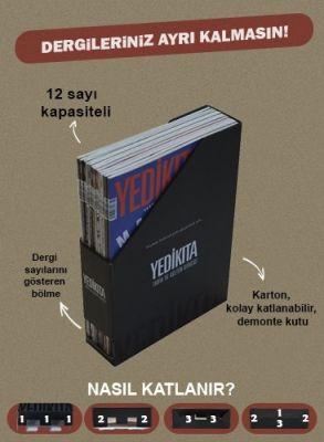 Yedikıta Dergisi Kutu
