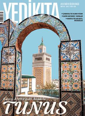 Yedikıta Dergisi (Mart) - S.127