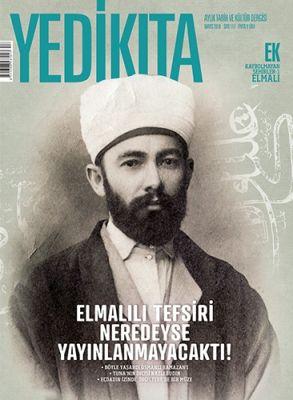 Yedikıta Dergisi (Mayıs) - S.117