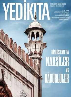 Yedikıta Dergisi (Temmuz) - S.131